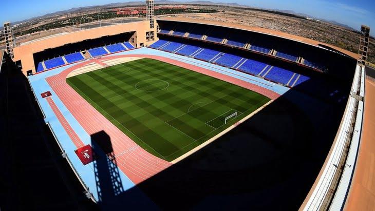 ملعب مراكش يستقبل تداريب إحدى عشر فريقا