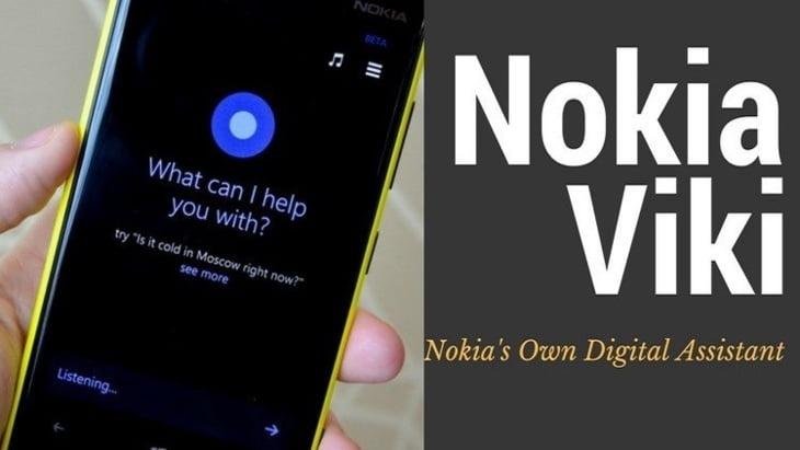 نوكيا تقتحم الاسواق مجددا بمساعدها الرقمي
