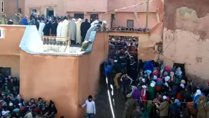 فيديو.. ذبح جمل نواحي مراكش يهز الصحافة الامريكية