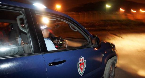 الأمن يحرر عجوزا اسبانيا من قبضة عصابة