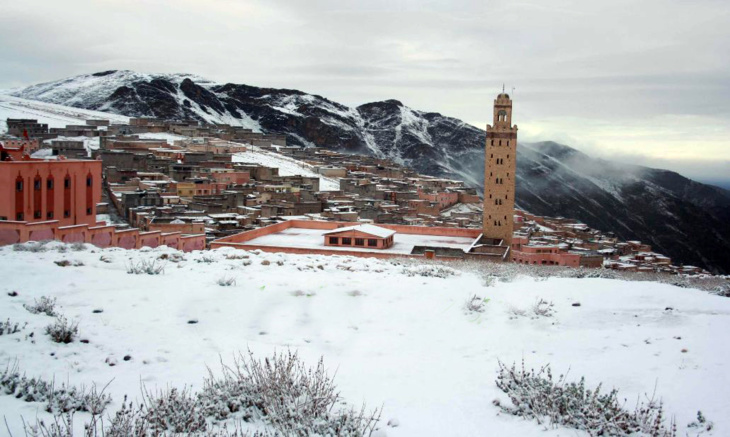 هذه ثلاث مدن مغربية ستعرف صقيعا غير مسبوق غدا السبت وانخفاضا شديدا في درجة الحرارة