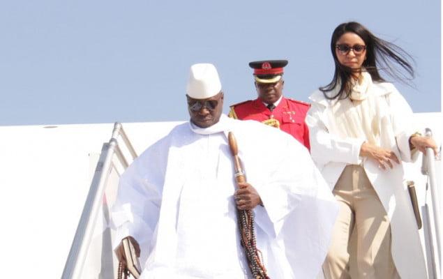 جامع يتخلى عن السلطة في غامبيا ويقرر الاستقرار بالمغرب