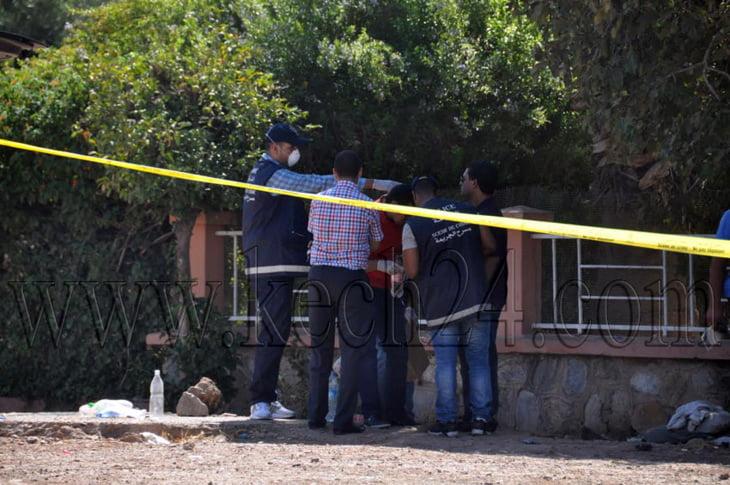 عاجل: العثور على جثة مولود في وضعية مشوهة بمراكش