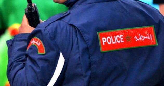 تشييع جثمان ضابط أمن إلى مثواه الأخير بمقبرة جنان أوراد بمراكش