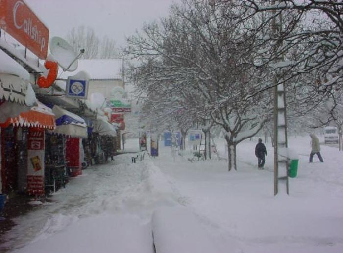 استمرار موجة البرد مع هطول زخات مطرية ببعض المناطق في توقعات أحول الطقس ليوم الأحد