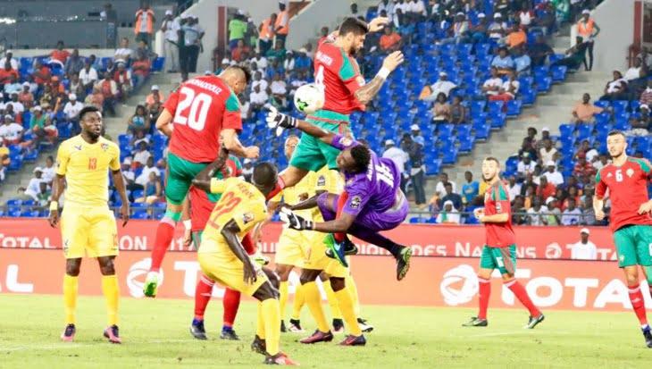 هجوم مسلح على حارس المنتخب الطوغو بعد الهزيمة أمام المغرب