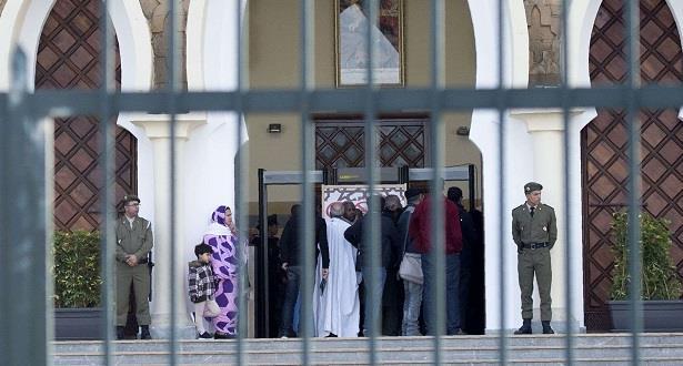 محامون بلجيكيون يشيدون بالظروف التي تجري فيها محاكمة مجرمي اكديم إيزيك
