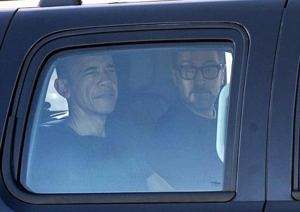 هكذا قضى أوباما يومه الأول بعد انتهاء فترته الرئاسية