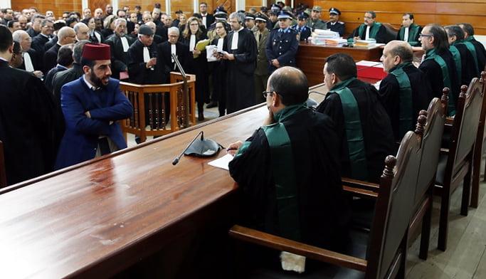 تأجيل محاكمة المتورطين في قضية اكديم إزيك 24 ساعة