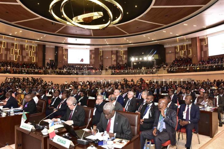 أخيرا...زوما ترضخ للمغرب وتدرج طلب العودة إلى الاتحاد الإفريقي ضمن أجندة القمة