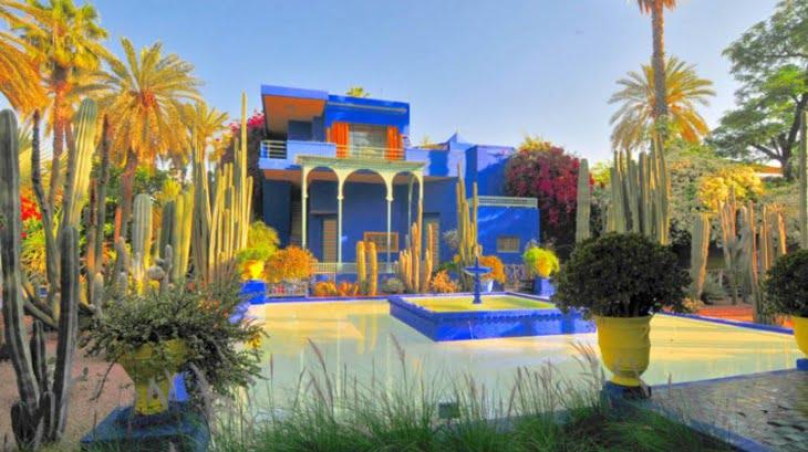 مراكش تحتضن ندوتين حول المتحف الأمازيغي والنباتي لمؤسسة حديقة ماجوريل
