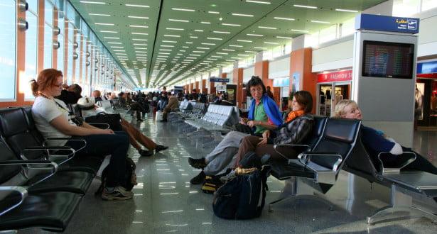 أوروبا تتصدر قائمة مختلف وجهات حركة النقل الجوي بمطارات المملكة سنة 2016