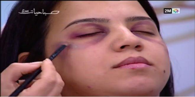 الهاكا تعاقب القناة الثانية بسبب فيديو إخفاء العنف عبر الماكياج
