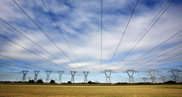ارتفاع إنتاج الطاقة الكهربائية بنسبة 2,7 بالمائة متم نونبر 2016