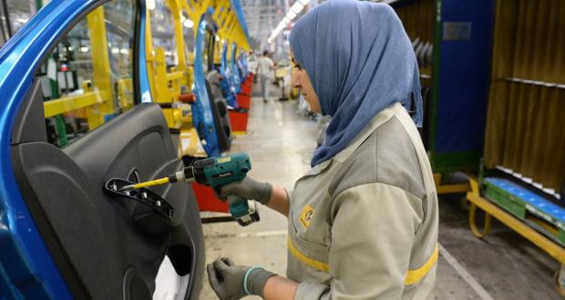 تراجع الإنتاج الصناعي بالمغرب خلال دجنبر 2016