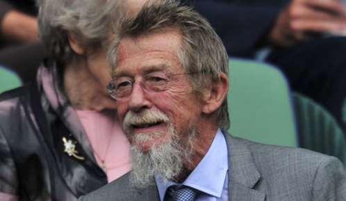 الموت يغيب الممثل البريطاني المخضرم جون هيرت عن عمر ناهز 77 عاما