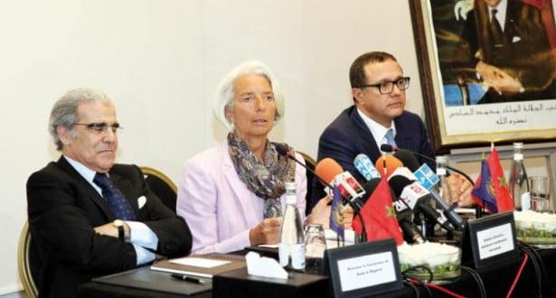 صندوق النقد الدولي يشيد بالسياسات الماكرو-اقتصادية