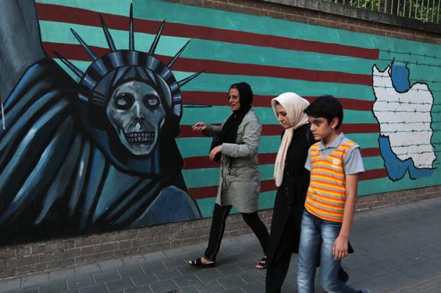 إيران ترد على ترامب بمنع الأمريكيين من دخول أراضيها