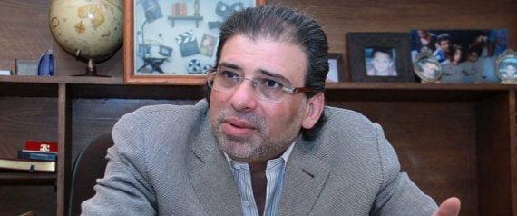 مصر تحيل المخرج خالد يوسف إلى النيابة للتحقيق بعد ضبطه متلبّساً بأقراص مخدّرة