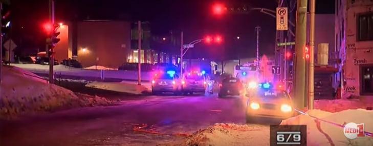 قتلى وجرحى في إطلاق نار وسط المركز الإسلامي بكيبيك في كندا