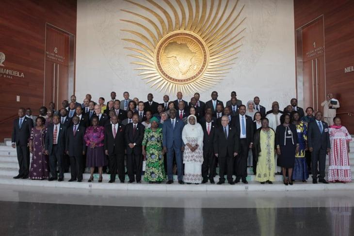 إنطلاق أشغال القمة الإفريقية ومناقشة عودة المغرب للإتحاد الإفريقي
