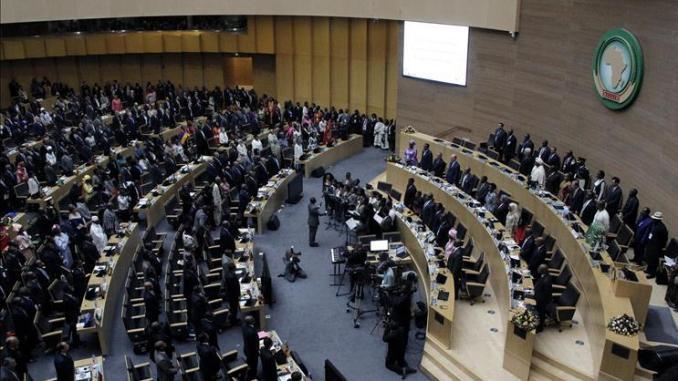 انطلاق جلسة التصويت على عودة المغرب للاتحاد الإفريقي