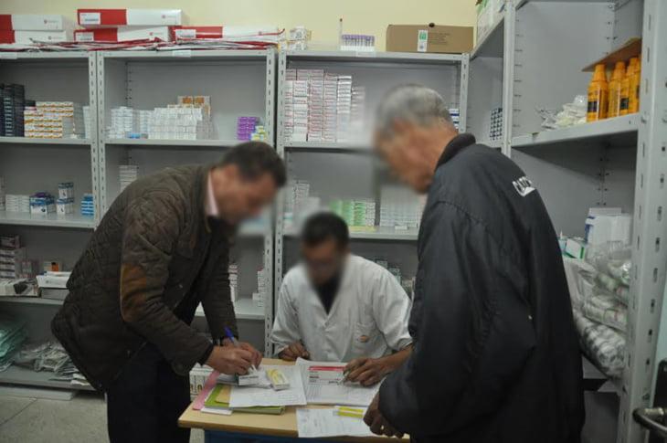 المركز الصحي القاضي عياض بحي الداوديات بمراكش بدون ادوية