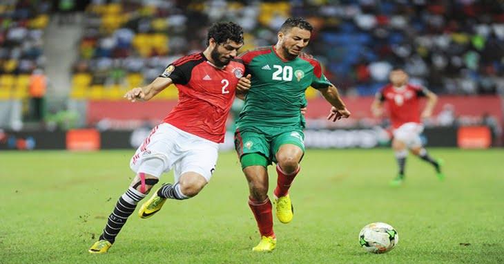 المنتخب المغربي في المركز السابع إفريقيا