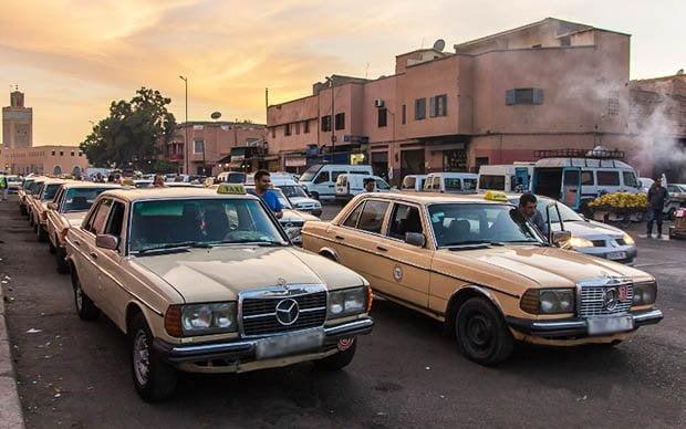 الحكومة تمنح مهلة جديدة لأصحاب الطاكسيات من أجل تجديد سياراتهم