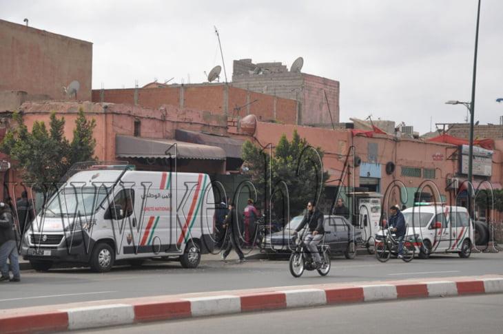 عاجل: جريمة قتل تهز حي دوار لعسكر بمراكش والضحية أربعيني + صورة