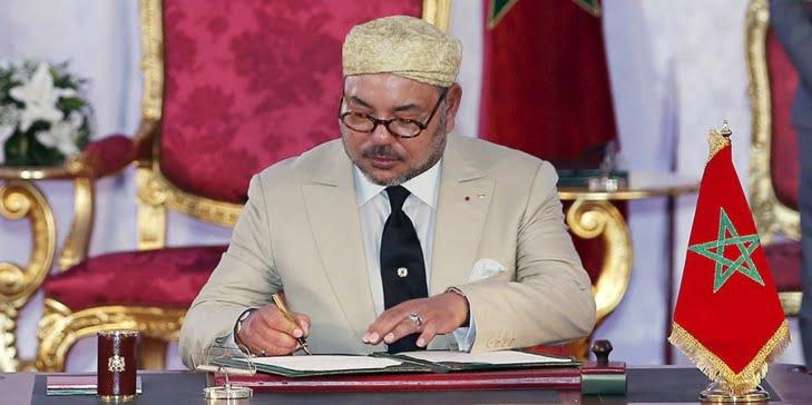 الملك محمد السادس يبعث برقية تعزية إلى أفراد أسرة المرحوم العلامة محمد ابن معجوز المزغراني