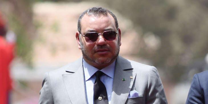 الملك يعزي أسرة مواطن مغربي ضحية اعتداء في كيبيك