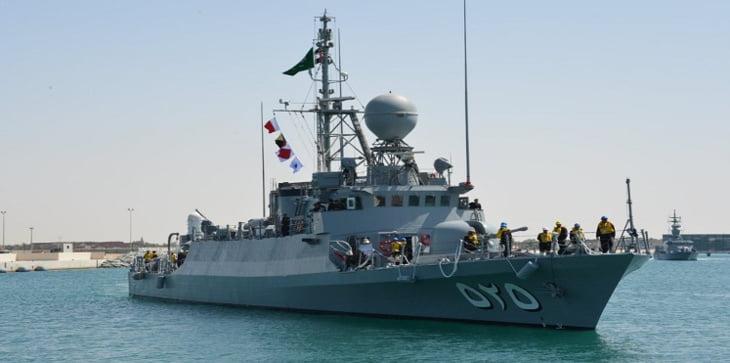 المغرب يدين بشدة الهجوم الآثم الذي تعرضت له فرقاطة سعودية غرب ميناء الحديدة اليمني