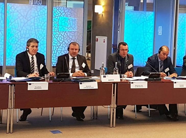 وزارة العدل تشارك في فعاليات ندوة انطلاق برنامج يوروميد عدالة في نسخته الرابعة بلاهاي.
