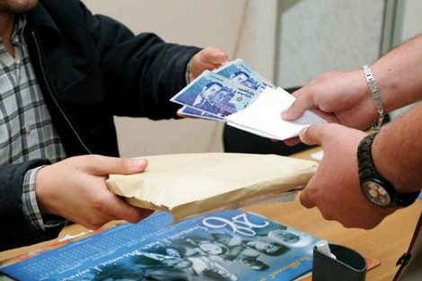 مبلغ 600 درهم رشوة يطيح بعون سلطة برتبة