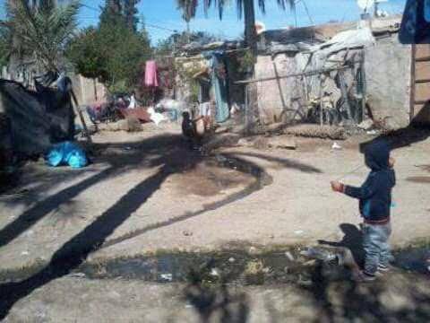 ساكنة دوار مولاي عزوز بمراكش تطالب برفع التهميش والإقصاء عنها + صور