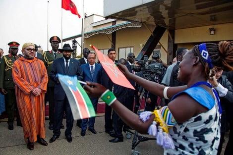بعد الزيارة الملكية.. رئيس جمهورية جنوب السودان يخرج بهذا التصريح حول قضية الصحراء