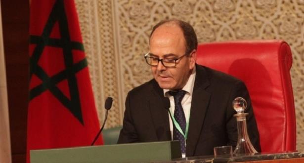 رئيس مجلس المستشارين يتباحث مع سفير جمهورية البرازيل بالمغرب