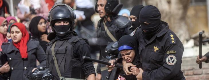 السيسي يعتقل المصريين بقانون ألغي منذ 90 عاماً