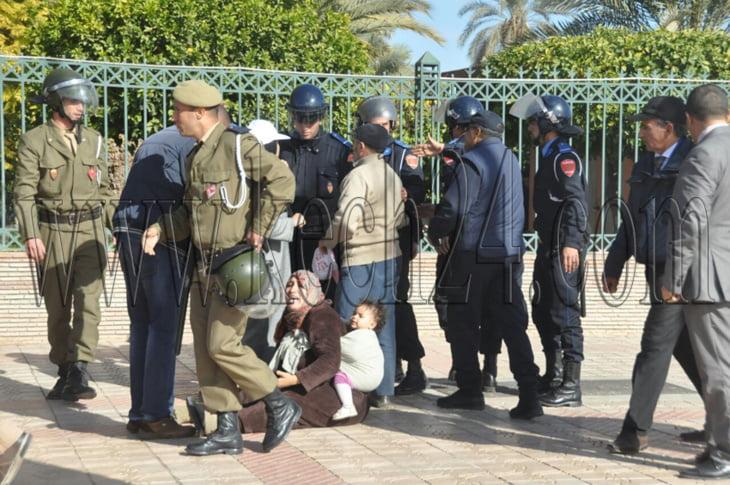 رفاق الهايج يستعرضون انتهاكات حقوق الإنسان بمراكش