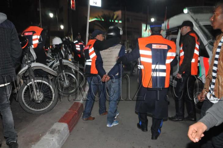 الشرطة القضائية تعتقل