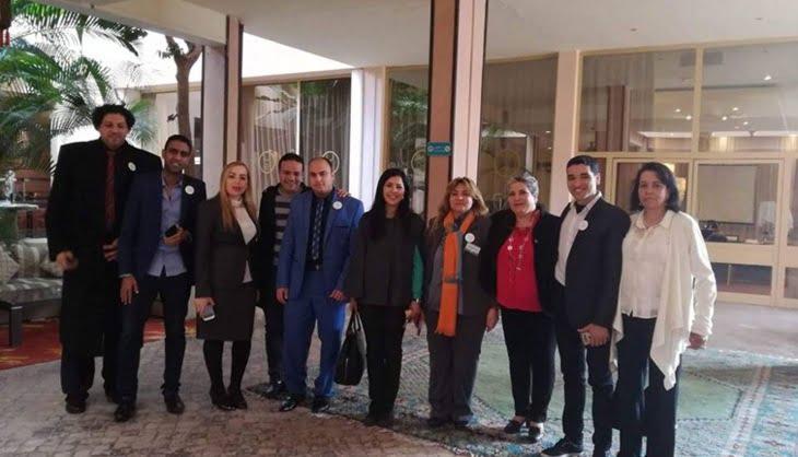 مؤسسة مصرية تزور سجن الوداية بمراكش للاطلاع على تجربة ادماج السجناء