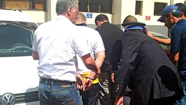 الشرطة القضائية تفكك عصابة تنشط في الإتجار بالمخدرات