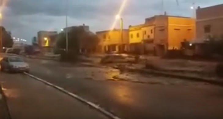 تحذير رسمي...الدرك والسلطات باليوسفية ينبهون المواطنين من سيول واد مرتقبة + فيديو