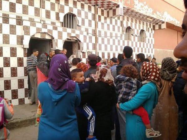 التحقيق في سرقة سيدة منقبة لحقيبة بحمام شعبي بمراكش