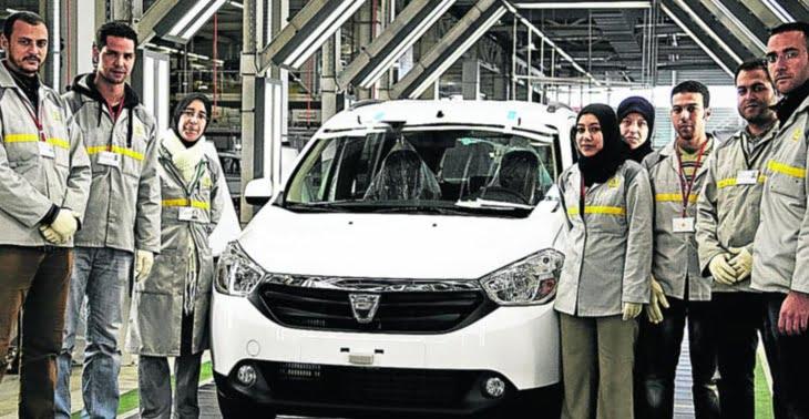 """""""داسيا"""" تسيطر على مبيعات السيارات بالمغرب"""