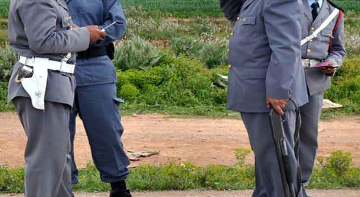محاكمة عناصر بالدرك الملكي بعد اتهامهم بهتك عرض معتقل بواسطة عصا