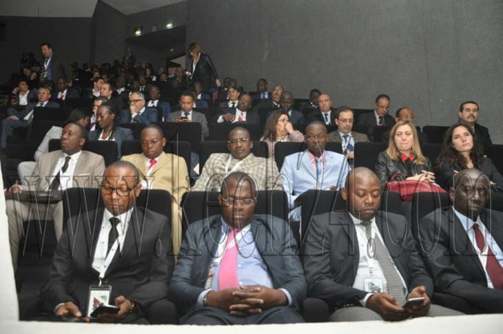 انطلاق أشغال مؤتمر جامعة شركات التأمين الإفريقية بمراكش + صور