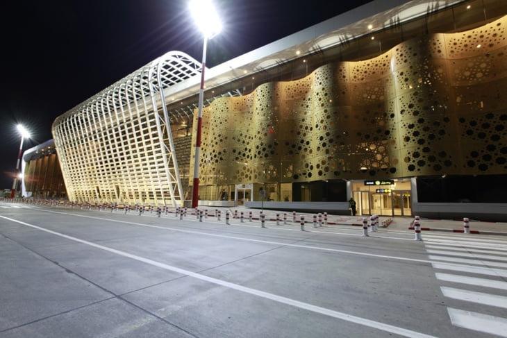هذا ما يميز المحطة الجوية الجديدة لمطار مراكش المنارة + صور