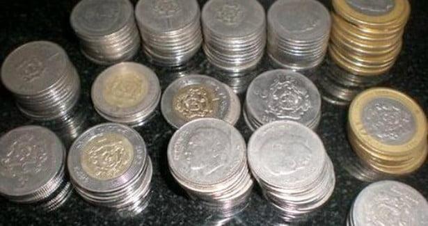 بنك المغرب: انخفاض سعر صرف الدرهم مقابل الأورو وارتفاعه مقابل الدولار